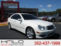 2007 MERCEDES C230 SPORTS SEDAN WITH BRAND NEW TIRES **