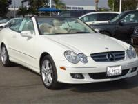 2007 Mercedes-Benz CLK Class 2D Sedan Our Location is:
