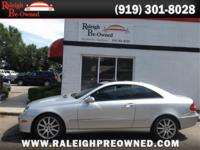 Stop by and check out our 2007 Mercedes CLK350 with low