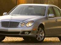 This 2007 Mercedes-Benz E-Class 3.5L is proudly offered