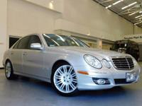 Check out this gently-used 2007 Mercedes-Benz E-Class
