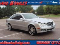 E350, 4D Sedan, 3.5L V6 DOHC 24V, Automatic, RWD, and