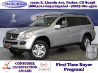 **** JUST IN FOLKS! THIS 2007 MERCEDES GL450 HAS JUST