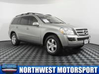Clean Carfax AWD SUV with 3rd Row Seating and DVD!