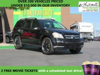 This 2007 Mercedes-Benz GL-Class 4MATIC 4dr 4.7L will