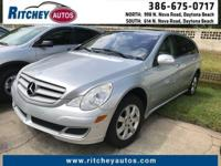 FLORIDA OWNED 2007 MERCEDES-BENZ R CLASS 3.5L**LOW