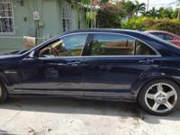 2007 mercedes-benz s550 ,this is a very hard to find