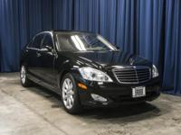 Two Owner Sedan with Navigation!  Options: