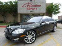 MERCEDES BENZ S600 CLEAN CARFAX REPORT AUTOMATIC