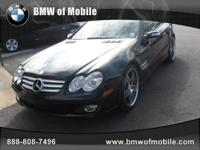 BMW of Mobile presents this 2007 MERCEDES-BENZ SL-CLASS