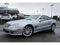 2007 Mercedes-Benz SL-Class Roadster SL550 Our Location