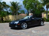 2007 MERCEDES BENZ SL550 2-DOOR ROADSTER***FLORIDA
