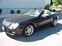 2007 Mercedes-Benz SL550 Our Location is: Auto Haus -