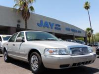 Options:  2007 Mercury Grand Marquis 4Dr Sdn