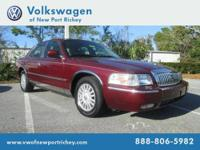 2007 MERCURY Grand Marquis Sedan 4dr Sdn LS Our