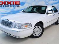 2007 MERCURY GRAND MARQUIS .LS Package. .Leather Seats.