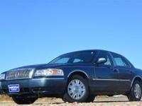 2007 Mercury Grand Marquis with a 4.6 L V8 Automatic