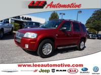 Look no further this 2007 Mercury Mariner Premier 4dr