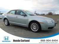 Exterior Color: green, Body: Sedan, Engine: 2.3L I4 16V