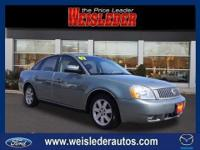 Great car. Leather. Low mileage. Mercury Montego is a