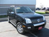 This 2007 Mercury Mountaineer 4dr AWD 4dr V8 Premier