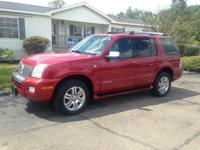 Options:  2007 Mercury Mountaineer Premier Awd 4Dr Suv