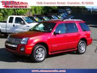 Exterior Color: vivid red metallic, Body: SUV, Engine: