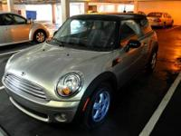 Selling our 2007 Mini Cooper. This car is an excellent