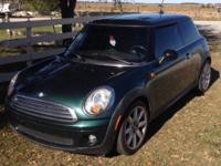 2007 Mini Cooper, automatic, 4-Cyl, turbo, gas saver+40
