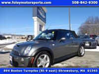 Take Advantage of Winter SAVINGS!! 2007 MINI Cooper S