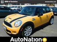 This 2007 MINI Cooper Hardtop is provided to you for