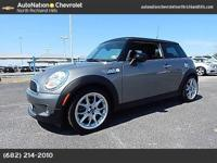 Look into this gently-used 2007 MINI Cooper Hardtop we