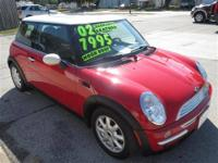 2007 MINI Cooper HATCHBACK 2 DOOR Our Location is: H &