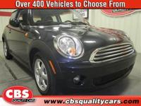 Make an Offer!!! ELECTRIFYING! This Cooper has less