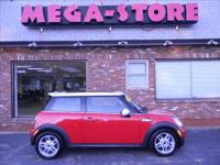 Check out this ONE OWNER 2007 Mini Cooper S Model that