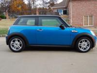 This MINI Cooper S is in great shape, super fun to
