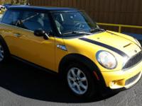 2007 Mini Cooper S Coupe Only $5,999.00 cash price!!!!