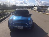 Options:  2007 Mini Cooper S 2Dr