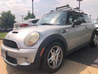 1.6L I4 DOHC 16V Turbocharged, 6-Speed. 2007 MINI