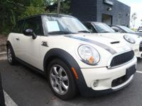 **2007 MINI COOPER S**6 SPEED MANUAL**LEATHER