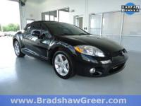 2D Convertible, ONE-OWNER, Power convertible roof,