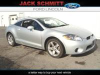 2007 Mitsubishi Eclipse 2dr Car GS Our Location is: