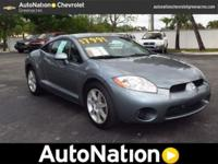 2007 Mitsubishi Eclipse Our Location is: AutoNation