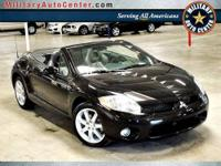 2007 MITSUBISHI Eclipse CONVERTIBLE GT Spyder Our