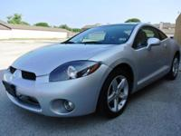 2007 Mitsubishi Eclipse,,Loaded!! ~Sportronic