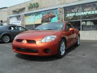 Come test drive this 2007 Mitsubishi Eclipse! Quite