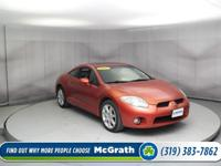 You're going to love the 2007 Mitsubishi Eclipse! A
