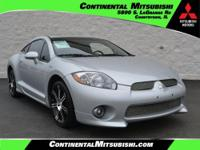 2007 Mitsubishi Eclipse GS 4 Cylinder 2.4L Automatic