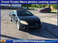 Super clean convertible with great tires and brakes! A