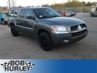 Mitsubishi Raider LS Grey RWDDon't miss your chance to